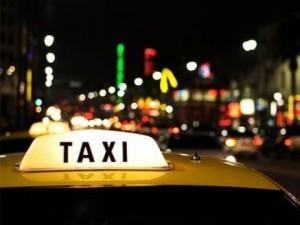 Такси в Китае2