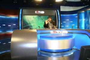 Телевизионщики Китая не могут шутить