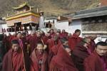Тибетских чиновников выбирают с помощью лотереи