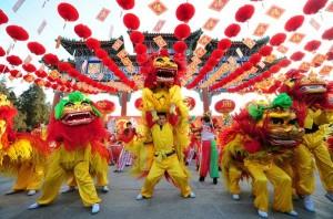 Традиции празднования Нового года в Китае