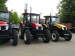 Трактора китайского производства