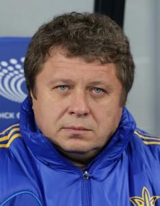 Футбол. Отборочный турнир ЧМ-2014. Матч Украина - Черногория