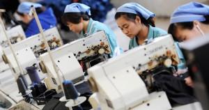 Трудности швейного производства в Китае