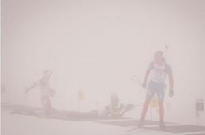 Туман помешал турниру в Пекине