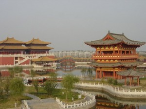 Turi v Pekin, Kitaiy
