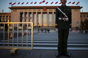 Туристу о китайской полиции