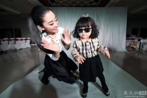 У 2-летней китаянки гардероб стоит до 200 тысяч долларов