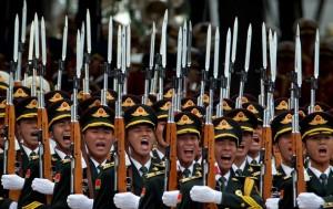 У Посла ЕС есть сомнения по поводу парада в Пекине 3 сентября