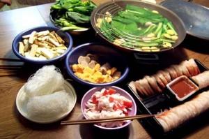 Удивительная китайская кулинария