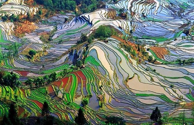 Удивительный Китай и его несколько интересных его мест