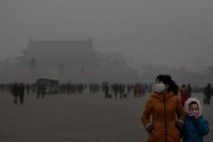 Угольные бури в Китае намного опаснее песчаных