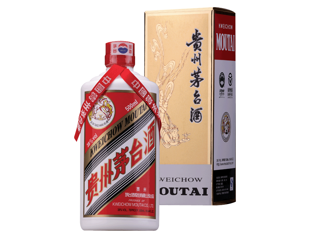 Уникальная китайская водка Маотай
