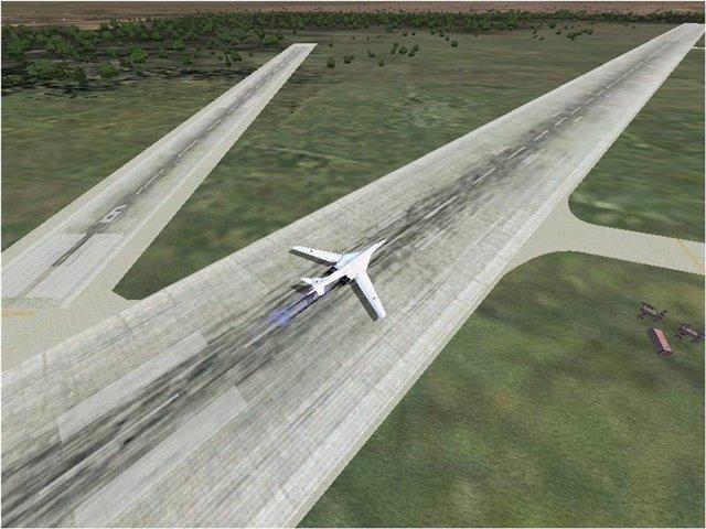 В Чжэнчжоу совершил аварийную посадку пассажирский самолет