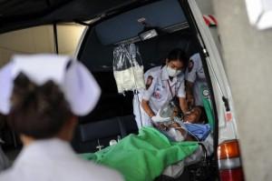 В ДТП на территории Таиланда пострадали китайские туристы