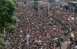 В Гонконге объявили самый высокий уровень тревоги из-за протестов