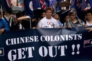 В Гонконге снова требуют свободных выборов