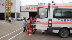 В КНР автомобиль на переходе сбил 13 пешеходов