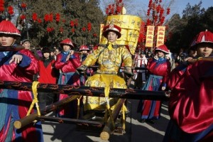 В Китае арестована лжепринцесса династии Цин