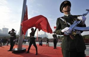 В Китае арестованы 10 человек за подрыв репутации армии