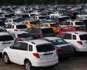 В Китае автомобилей будут учить «общаться» между собой