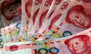 В Китае бизнесмен построил в своем офисе форт из денежных купюр