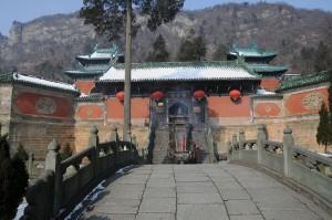 В Китае будет восстановлен тысячелетний монастырь