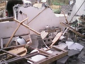 В Китае был разгромлен офис застройщика