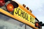 В Китае грузовик сбил школьный автобус