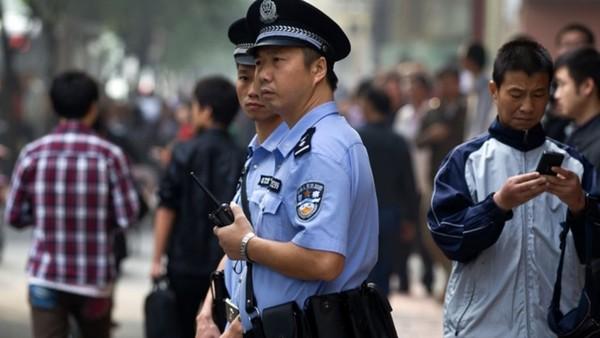 В Китае мужчина взорвал полицейский участок