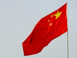 В Китае на группу туристов сошел камнепад