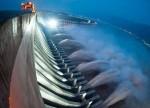 В Китае начала работать мощная гидроэлектростанция