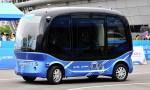 В Китае начинают массовое производство беспилотных автобусов