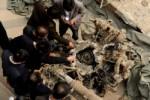 В Китае найден в реке бомбардировщик