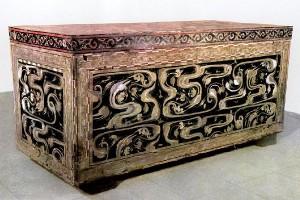 В Китае нашли гроб времен династии Мин