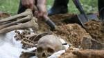 В Китае обнаружены останки древних людей-великанов