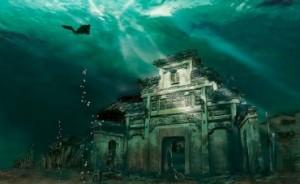 В Китае обнаружили затерянный мир