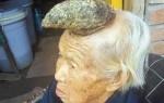 В Китае обнаружили женщину-единорога