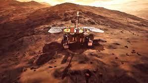 В Китае опубликовали видео со звуком, записанное на Марсе