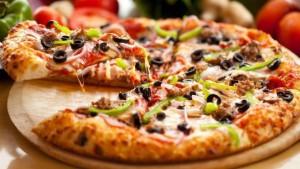 В Китае открылась пиццерия будущего