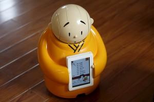 В Китае появился монах-буддист робот