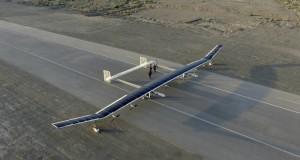 В Китае появится беспилотник на солнечных батареях