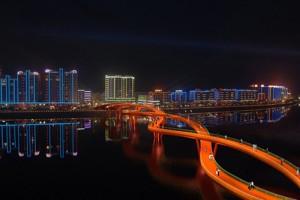 В Китае появится мост, спроектированный в виде спирали ДНК