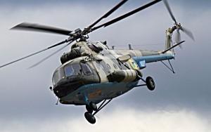 В Китае при крушении вертолета погибло два оператора здешнего телеканала