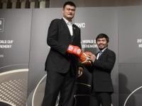 В Китае пройдет чемпионат мира по баскетболу