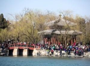 В Китае прошел необычный фестиваль охотников с ловчими птицами