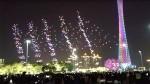 В Китае прошло уникальное световое шоу беспилотников (видео)