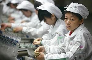 В Китае рабочая сила в дефиците