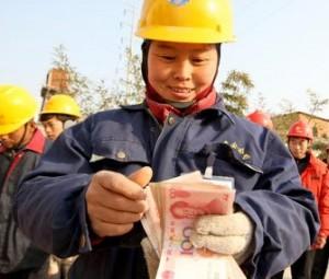 В Китае растёт сила среднего класса