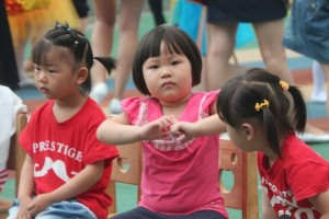 В Китае разрешили иметь трех детей