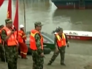 В Китае с полицией подрались родственники утонувших на теплоходе «Звезда Востока»